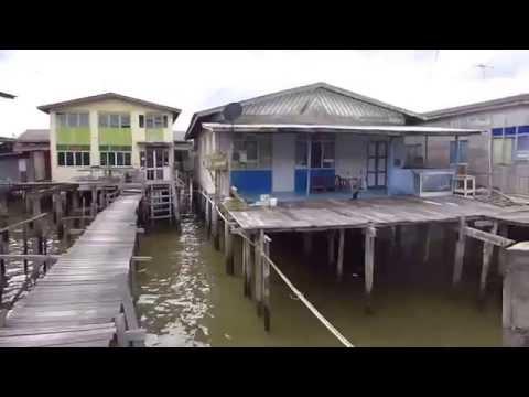 Bandar Seri Begawan, Brunei - Kampong Ayer (Water Village)