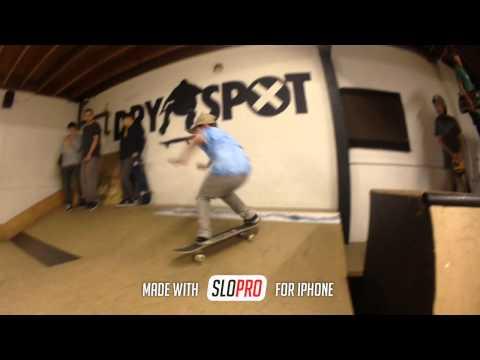 Frontside flip - Luke Thodos