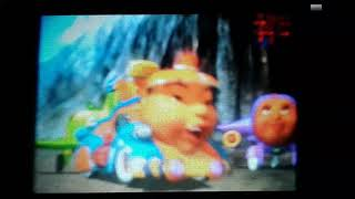 Jay Jay the jet plane wooden snuffy and tuffy