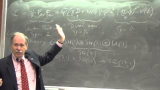 Gerard 't Hooft:From Standard Model to Black Hole Complementarity  and Back Again. Lecture 1.1