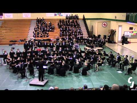 Incantation and Dance l Radford High School Symphonic Band
