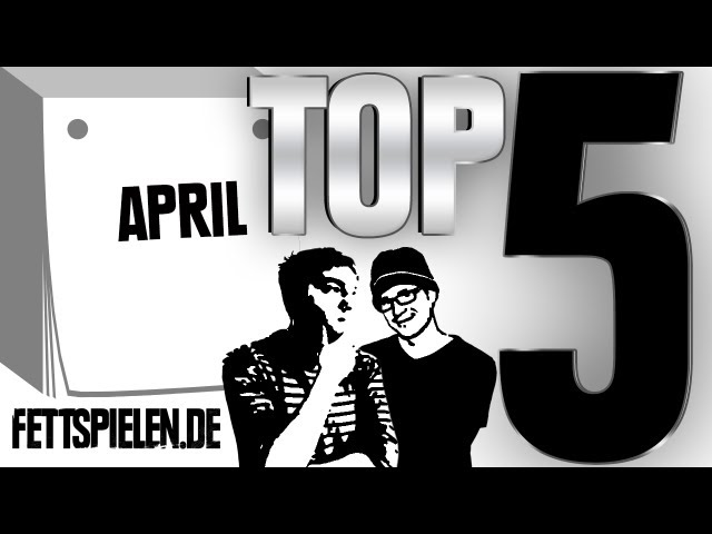 Top 5 Online-Spiele - April 2013 [Full-HD Gameplay] [Deutsch]