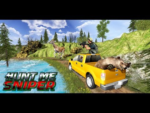 Animal Hunting:Jeep Drive Simulator APK Cover