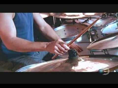 Mike Mangini on Discovery's Time Warp