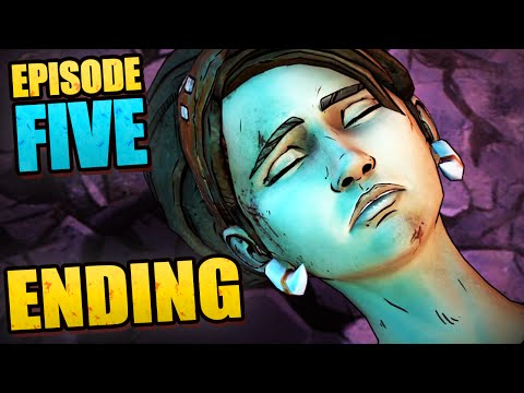 SERIES ENDING | Tales From The Borderlands Episode 5 - Final Part