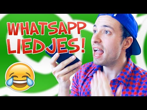 WHATSAPP LIEDJES! | #Furtjuh