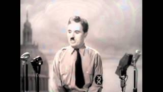 [Best Version] The Great Dictator Speech - Charlie Chaplin + Time - Hans Zimmer (INCEPTION Theme)