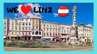 AUSTRIA: A TOUR, spectacular city of LINZ, WHAT TO SEE in 1 DAY