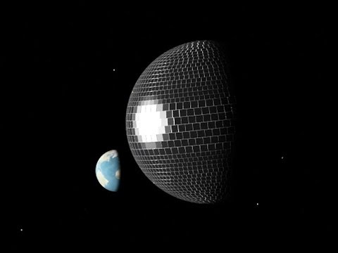 What if the Moon was a Disco Ball