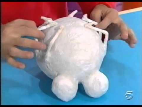 Art attack bichos globos youtube - Videos de art attack manualidades ...
