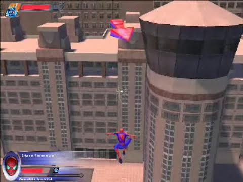 el hombre araña 2 parte 1 el juego