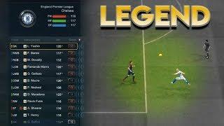 Upgrade Squad Legend - Fifa Online 3 Indonesia