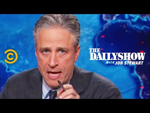 The Daily Show – We Can't Breathe