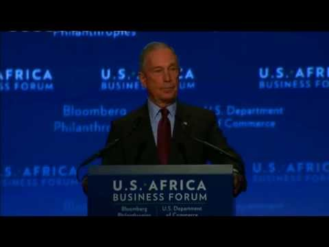 U.S.-Africa Leaders Summit: Business Forum