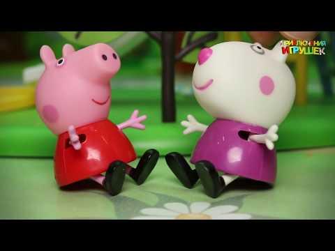 Мультфильмы для детей. Мультики для самых маленьких развивающие все серии подряд Свинка Пеппа! Видео