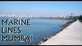 Marine Lines Mumbai (Queen's Necklace)