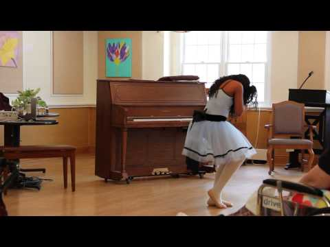 PreTeen Nursery Home Performance 5 - Erica Clinton (6-22-2013)