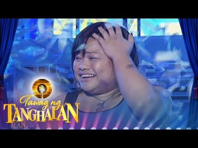 Tawag Ng Tanghalan: Rossgene Abellanosa steals the defending crown!