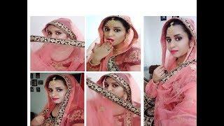 bridal makeup indian vlogger mjeet !! mjeet kaur