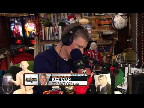 Rex Ryan on the Dan Patrick Show (Full Interview) 1/15/15