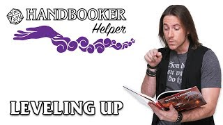 Handbooker Helper: Leveling Up