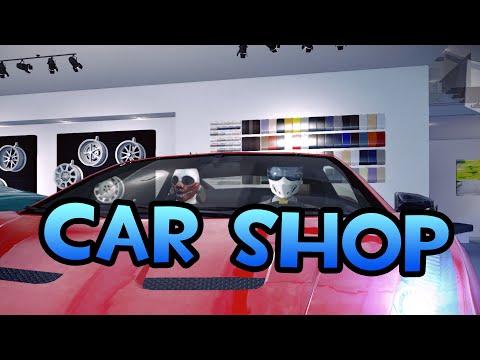 [PayDay 2] CAR SHOP - МАШИНЫ В PAYDAY?! 0_o