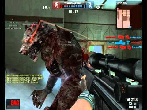 Wolfteam- Wolf Hunt.