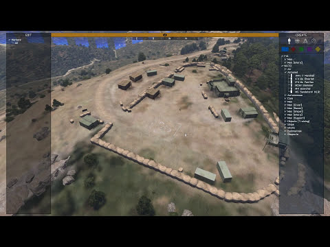 ARMA 3 Zeus - Setting up Zeus in your missions