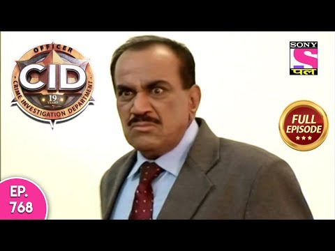CID - Full Episode 768 - 06th September, 2018 thumbnail