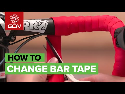 How To Change Bar Tape - Wrap Your Bars Like A Pro