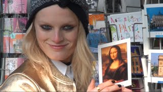 Fashion Week Paris 2015 2016  HANNE GABY ODIELE N2