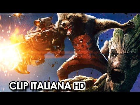 Guardiani della Galassia Clip Ufficiale Italiana 'Mi occorrono un paio di cosette' (2014)