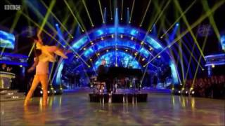 Gary Barlow  - performs Dare (from The Girls) on Strictly Come Dancing 2016