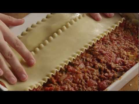 How to Make American Lasagna