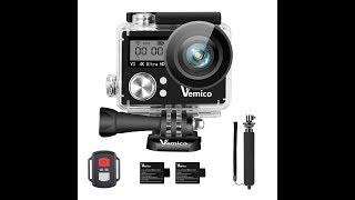 Vemico 4K Sports Action Camera V3