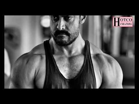 Dangal Official Trailer 2016 | Aamir Khan Body Workout