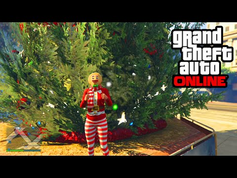 GTA 5 Festive Update - Players Not Able To Download Christmas DLC! (GTA 5 Xbox 360/PS3 Update)