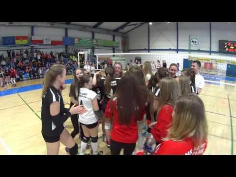 Finalowy Mecz Siatkówki AZS AWF Kontra Impel  26_03_2017
