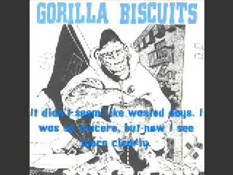 Gorilla Biscuits - New Direction