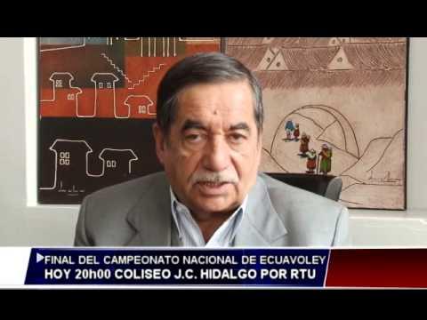 RTU transmite hoy a las 20h00 la final nacional de Ecuavóley