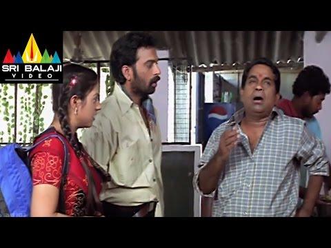 Kaasi Movie Brahmi and JD Chakravarthy comedy - JD Chakravarthy, Keerthi Chawla