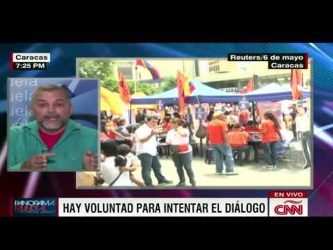 """Revocatorio: Molina habló en CNN sobre firmas """"defectuosas"""" y salió con las tablas en la cabeza"""