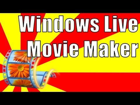 Crear Videos Con Windows Live Movie Maker