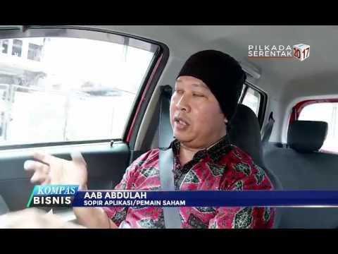 Main Saham, Sopir Taksi Ini Untung Besar