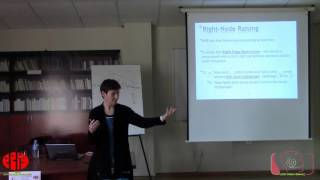 Doç. Dr. Martina Gračanin Yüksek - The How and Why of Multidominance (2/2)