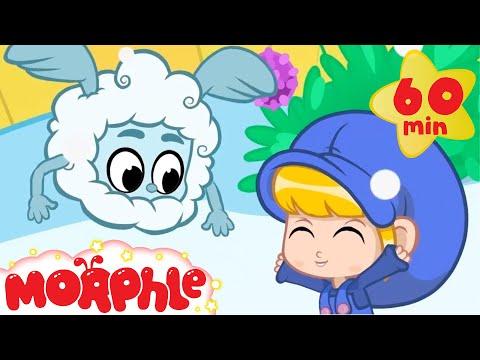 Morphle TV - My Magic Snow Man | Christmas Special | My Magic Pet Morphle | Kids Cartoon MP3