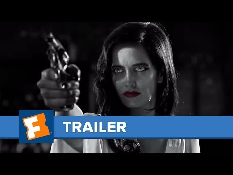 Sin City: A Dame to Kill For Official Trailer HD | Trailers | FandangoMovies