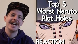 Top 5 Worst Naruto Plot Holes REACTION