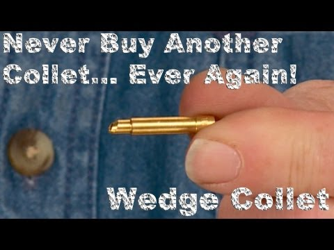 TIG Welding Accessories: Using a Wedge Collet