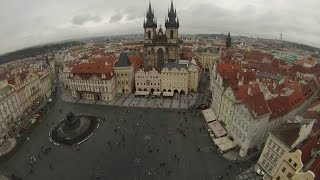 [Backpacking Europe 2014 (6/7)- Prague, Czech Republic] Video